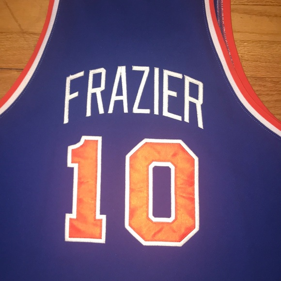 official photos aea3e 03528 Authentic Walt Frazier jersey. Big and Tall!